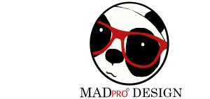 Mad Pro Design = Branding + Marketing + Everything Else!